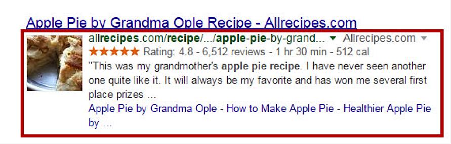 set up your schema to allow Google to display your average reviews